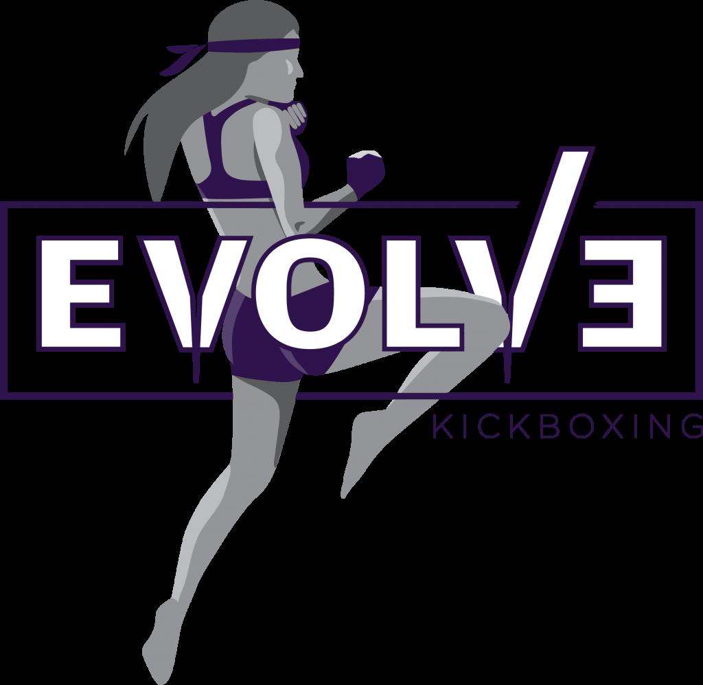 Evolve Kickboxing Illustration